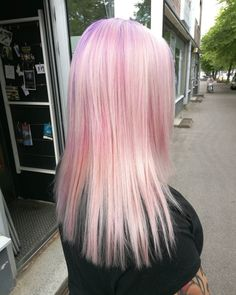 Sherbet is the one hair color you're required to experiment with before summer ends. Hairstyles Haircuts, Pretty Hairstyles, Hair Inspo, Hair Inspiration, Pretty Hair Color, One Hair, Aesthetic Hair, Mermaid Hair, These Girls