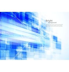 Background wiht squares vector 970501 - by Denchik on VectorStock®