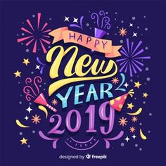 New Year Quotes : QUOTATION – Image : Quotes Of the day – Description Happy New Year 2019 Background Sharing is Power – Don't forget to share this quote ! Happy New Year Images, Happy New Year Quotes, Happy New Year Cards, Happy New Year Wishes, Happy New Year Greetings, Quotes About New Year, Happy New Year 2019, Happy Year, Happy Quotes