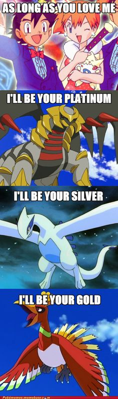 As Long as You Love Me by the dreaded Justin Bieber. Pokémon style