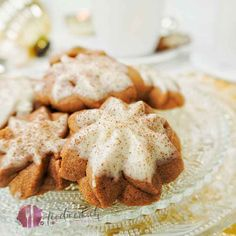 Cappuccino kisses, cookies recipes across borders - Weihnachten Kiss Cookie Recipe, Kiss Cookies, Chip Cookies, Cookie Recipes, Edible Christmas Gifts, Christmas Baking, Coffee Dessert, Dessert Drinks, Chocolate Blanco
