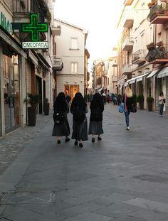 Fra mete quotidiane ed eternità. #Rimini