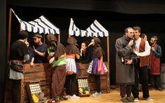 La compañía Tras el Telón presenta un nuevo espectáculo de teatro musical solidario hecho por voluntarios de manera desinteresada