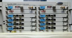 Spirent SmartBits SMB-600B With XFP-3731A 2pcs, LAN-3320A 8pcs, Tested,Working #spirent