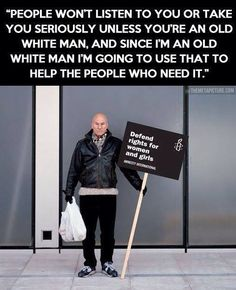Sir Patrick Stewart = feminist He is the hero I look to when I need to be heroic myself.