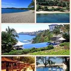 Peninsula de Punta Fuego Batangas, Philippines