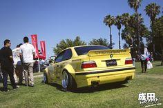 BMW (E36) M3 Rocket Bunny
