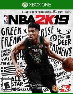 710653d38 Details about 🔥NBA 2K19 (XBOX ONE