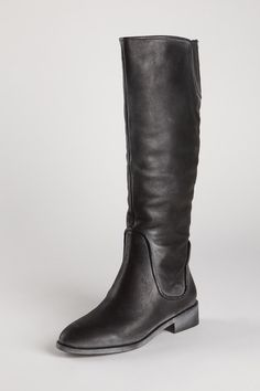 fall:  Joie Big Time Boot in Caviar tall black riding boots