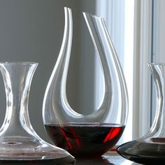 Riedel Amadeo Decanter @Catalog Spree - International Wine Accessories October catalog