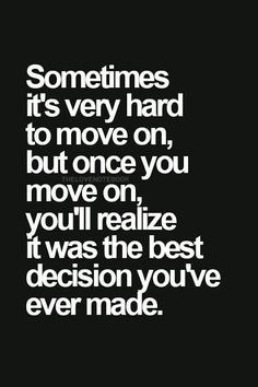 The Best Decision.