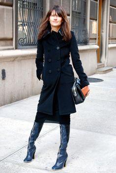 Style Notes: Marie-Amélie Sauvé   W Magazine