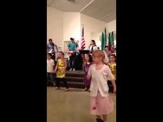 Kids Song Pastors Appreciation 2011