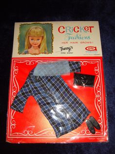 Cricket Fashions Tressy's Little Sister American Character Windy Weather Outfit | eBay