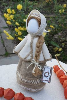 Ukrainian doll - Motanka
