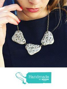 d0e56710064 Magnificent Handmade Artisan Bib Paper Necklace for Women