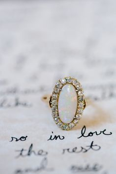 Unique engagement rings for the bold bride.