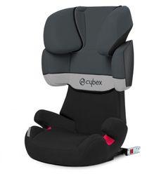 Cybex Solution X-fix es una silla de Grupo 2/3 con conectores Isofix. Resulta un modelo con excelente relación calidad/seguridad/precio, ideal para padres preocupados por la seguridad de sus hijos durante los trayectos en coche. Esta silla cuenta con reposacabezas reclinable y un amplio reconocimiento internacional a su seguridad.