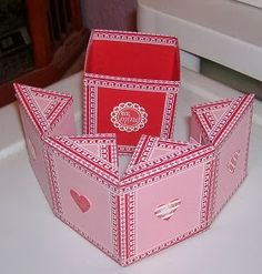 Mary Lee's Stamping: Roll-up Box