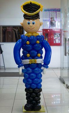 Balloon Soldier