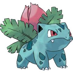 Ivysaur! The Evolution of Bulbasaur and way more adorable!!!!
