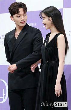 Korean Actresses, Korean Actors, Actors & Actresses, Korean Celebrities, Celebs, Luna Fashion, Jo In Sung, Jin Goo, Kim Myung Soo