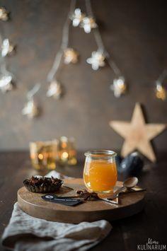 Selbstgemachtes Punschgelee als schnelles, unkompliziertes Geschenk aus der Küche. Kinderleicht und super lecker! Ideal für Weihnachten