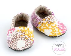 Just Dandy Eco Friendly Baby Booties - Hand Made and Wonderful!!!