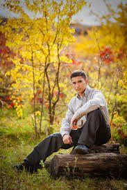 high school senior boy portraits autumn - Google Search