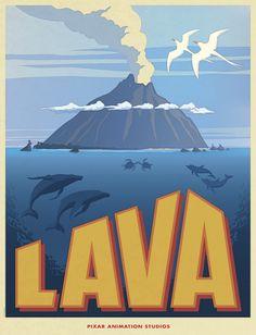 Les actualités | «Lava», le prochain court-métrage Pixar | DisneyPixar.fr