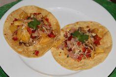 Tacos gringas comme au Mexique