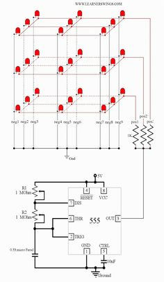 555timer based water level controller | Free Electronics Circuits ...