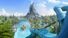 Volcano Bay will be a water park without long lines, says Universal Orlando: Travel Weekly