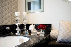 Master bedroom en suite detail
