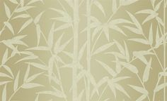 Bamboo Wallpaper in Cream Design by Raymond Waites for Seabrook Designs