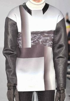patternprints journal: PRINTS, PATTERNS, TEXTURES AND DETAILS FROM THE RECENT LONDON FASHION WEEK (FALL/WINTER 2014/15 MENSWEAR) / Kay Kwok.