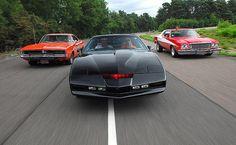Famous TV Cars