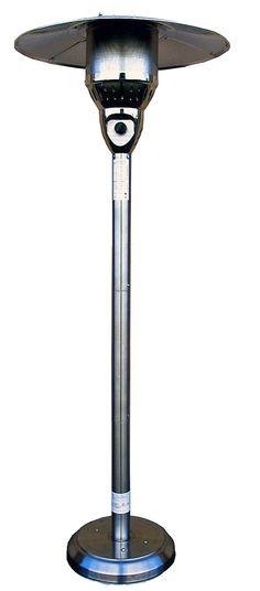 AZ Patio Heaters Natural Gas Patio Heater U0026 Reviews   Wayfair · Fire Sense  ...