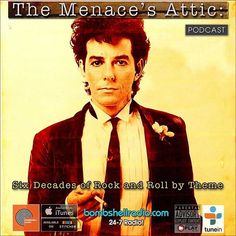 The Menace's Attic/Just Another Menace Sunday Bombshell Radio Today's Bombshell (Bombshell Radio) 1pm-2pm EST 10am-11am PDT 6pm-7pm BST bombshellradio.com  #classics #pop #rock #classicrock #themenacesattic #bombshellradio... See More  with The Menace's Attic/Just Another Menace Sunday.  This Week  Episode #850 (06/16/2018) I Hardly Ever Get Political On This Show But When The Guy Messes With Canada We Have To Take Action Since We Do Cross The Border Every Week! I Mean Whats Next? New…