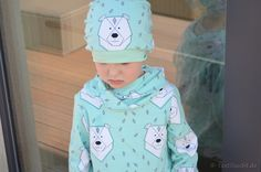 Kinderkomplettoutfit: Die Polarbären sind los