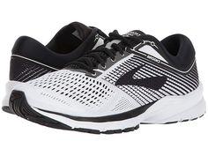 cbd0fae58303e Brooks Launch 5 Men s Running Shoes White Black White Brooks Launch