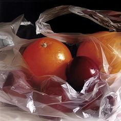 Enjoy the Hyperrealistic Paintings by Pedro Campos - the amazing works of art will make you look twice or even more at them! Hyperrealism Paintings, Hyperrealistic Art, Photorealism, Oil Paintings, School Painting, Painting Still Life, Animal Vegetable Mineral, Food Painting, Painting Styles