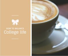 It's difficult to balance college life, but that doesn't mean you have to study all day! Be sure to balance your time with friends!