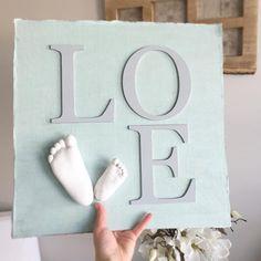 ..and this one!  L O V E  . . . . . . . . . #lifecasting #lifecastings #impressions #memories #captured #forever #baby #babies #family #love #keepsake #special #sentimental #details #madewithlove #truly #lovemyjob #thankyou #handmade #etsysk #etsymadeinca