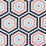 Violet Craft Waterfront Park Union Station Navy [MM-DC6140-Navy] - $8.95 : Pink Chalk Fabrics is your online source for modern quilting cottons and sewing patterns., Cloth, Pattern + Tool for Modern Sewists