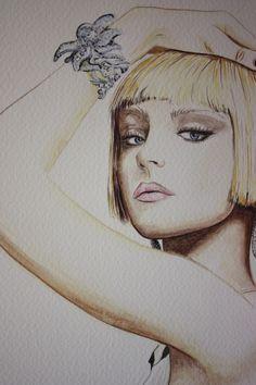 Ilustración del ilustrador Raquel Anidjar de la Agencia de Ilustración Luisannet: www.luisan.net/ilustracion.php