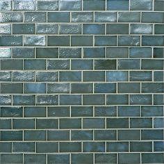 """Garden Oasis 3/4"""" x 1-1/2"""" - Garden Mist Gray Mosaic By SouthCypress.com"""