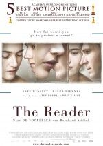 The Reader was a great book! Want to see the movie!