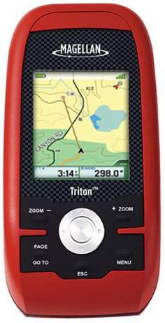 """(CLICK IMAGE TWICE FOR DETAILS AND PRICING) Magellan Triton 400 Triton 400. """"Magellan Triton 400 Brand New Includes One Year Warranty, Product  980-0002-001 The Magellan Triton 400 is amazingly easy to use, its the next-generation handheld GPS for precision outdoor navigation. Large, full-colo.. . See More GPS Handhelds at http://www.ourgreatshop.com/GPS-Handhelds-C323.aspx"""