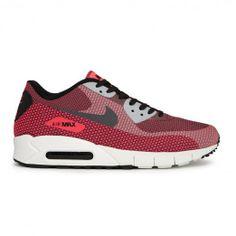 Nike Air Max 90 Jacquard 631750-600 Sneakers — Running Shoes at CrookedTongues.com